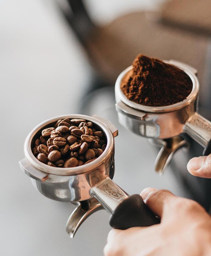 Hoffmanns Cafebar - Hochwertige Produkte